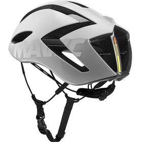 Mavic Comete Ultimate Helmet Herre white/black